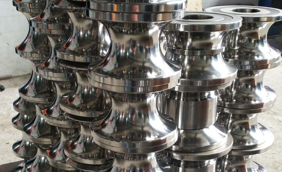 精密工业排气管模具