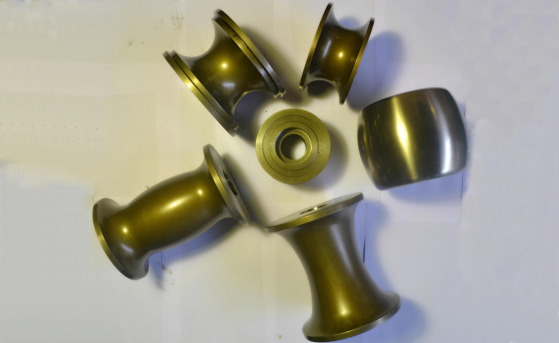 高精密钛管模具,无需热处理