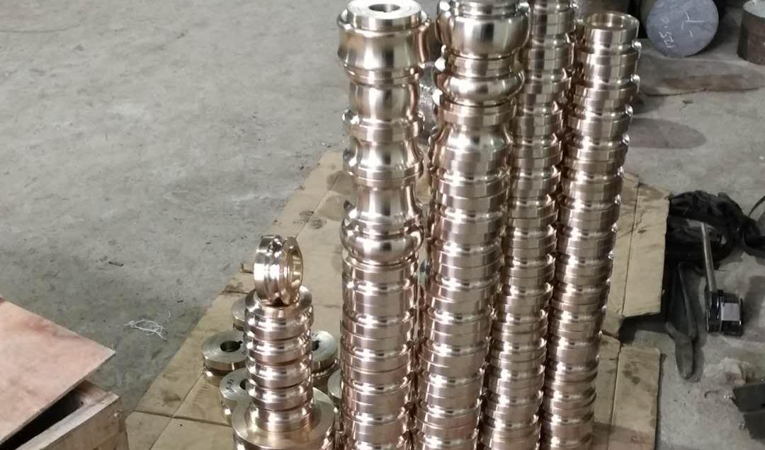 高端钛管模具